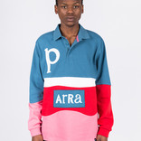 Parra Meadows Rugby Shirt Multi