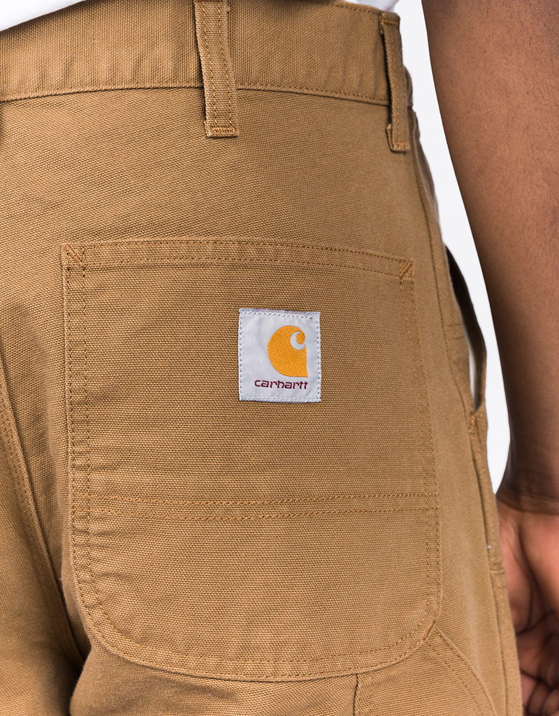 Carhartt Double knee pant Cotton Hamilton Brown