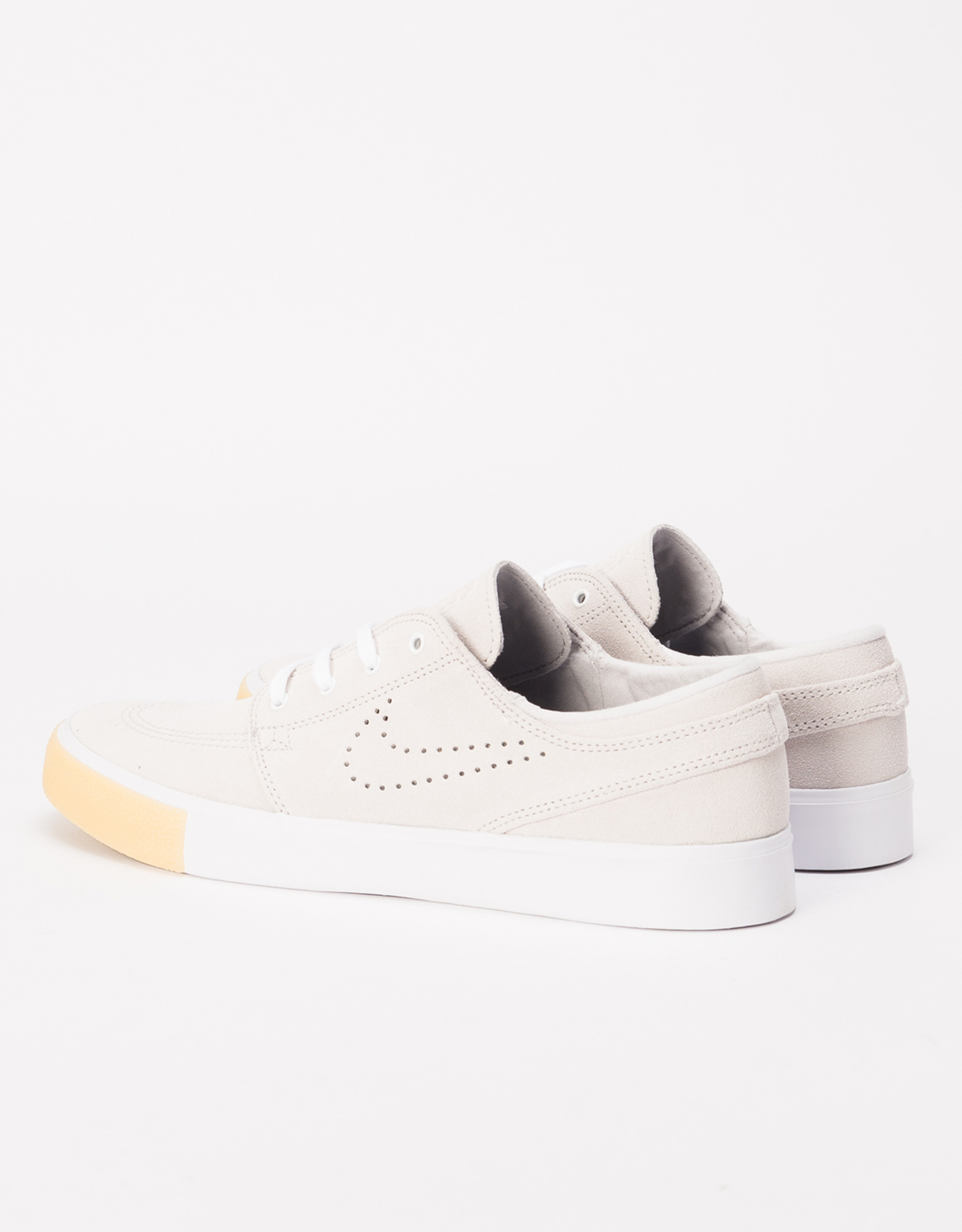 Nike SB Zoom Janoski Rm Se white/white-vast grey-gum yellow