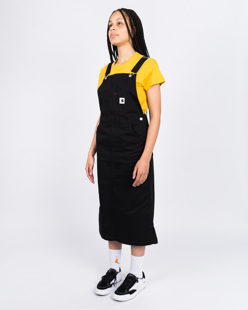 Carhartt Carhartt W Bib Skirt Long Black
