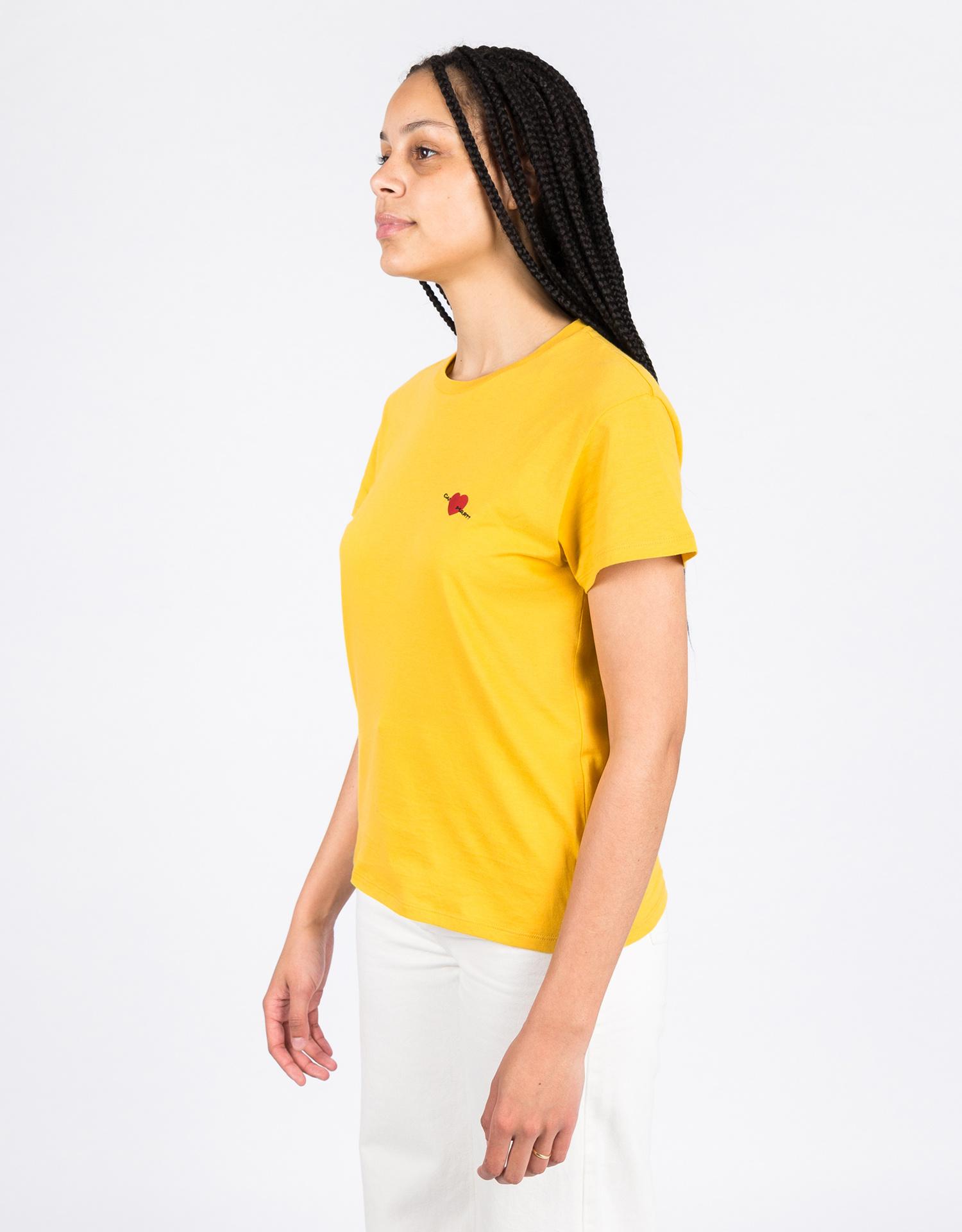Carhartt W Tilda Heart T-Shirt