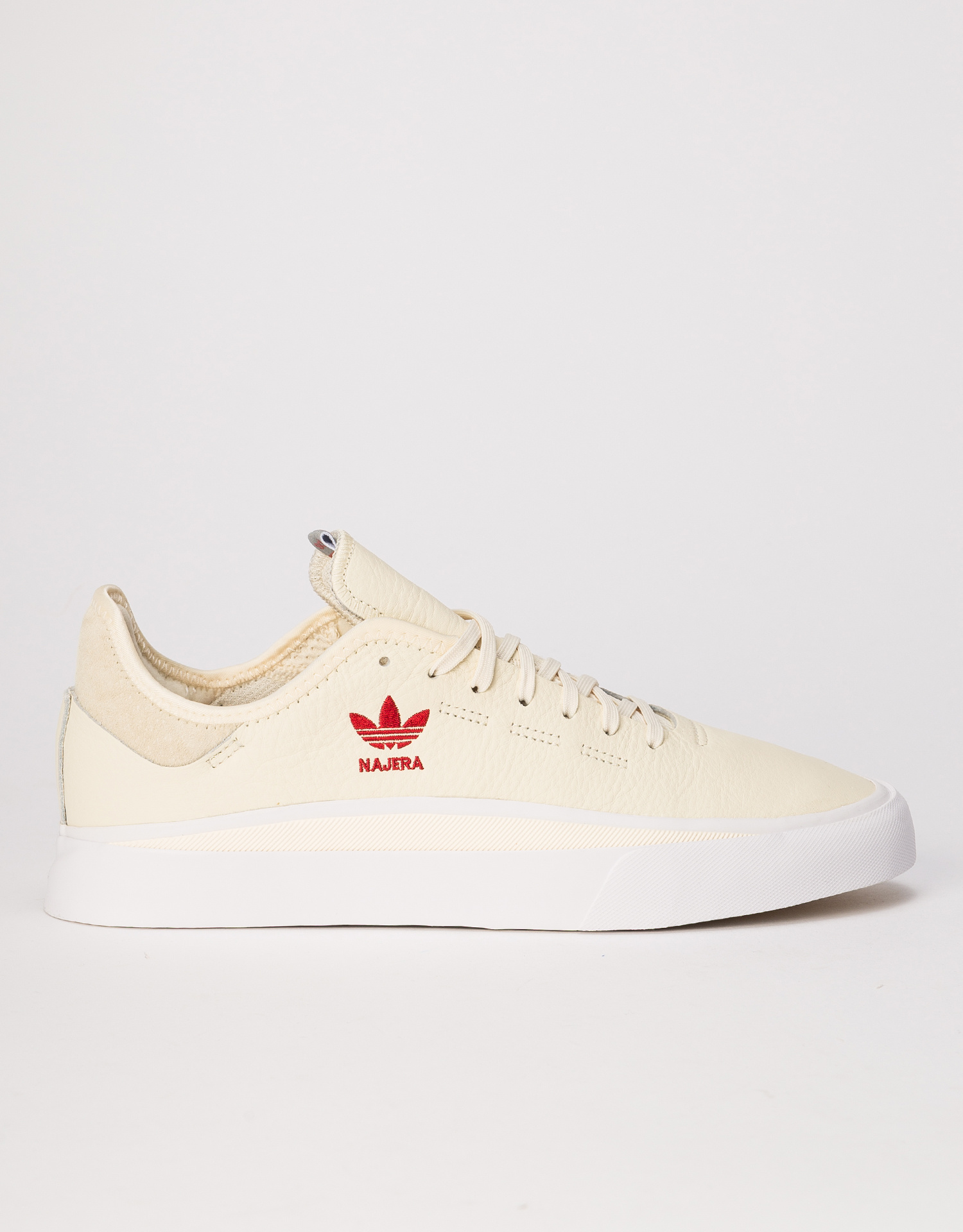 Adidas sabalo cwhite/ftwwht/powred