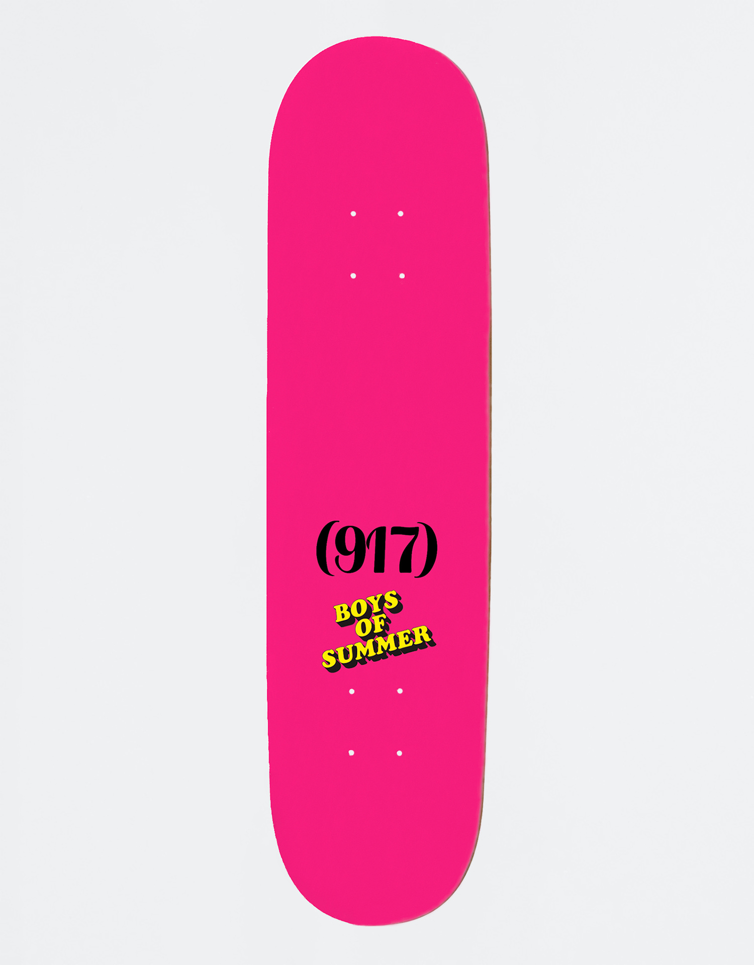 "Call Me 917 x Boys Of Summer Olson 8,25"" Deck"