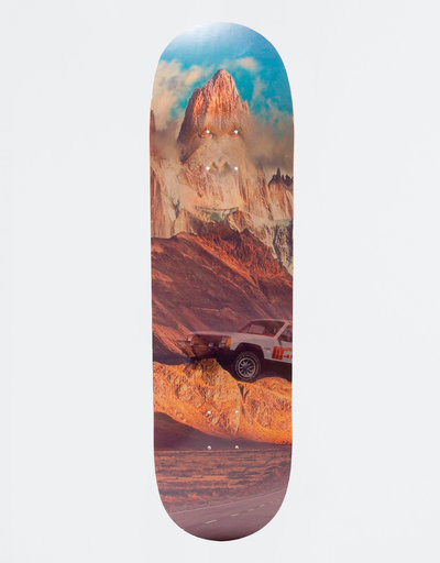 "Call Me 917 Sandy Parker Collage Bennett 8,5"" Deck"