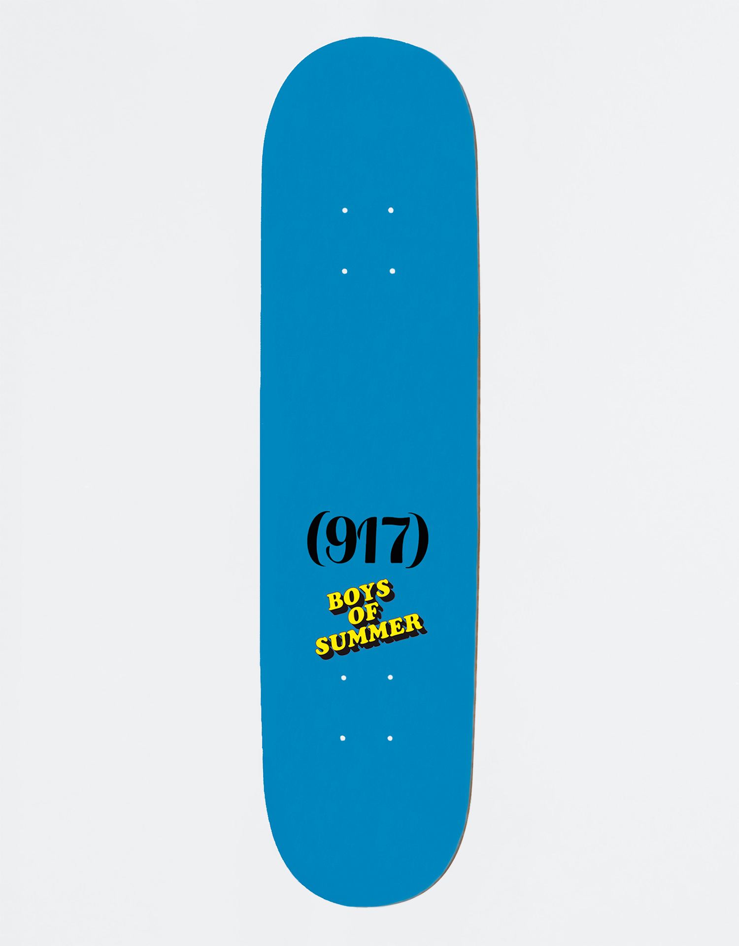 "Call Me 917 x Boys Of Summer Tino 8,5"" Deck"
