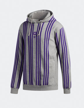 adidas Skateboarding Adidas X Hardies hoodie corhtr/cpurpl