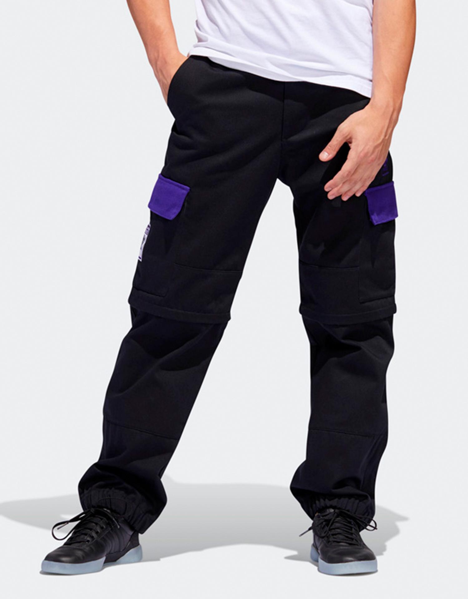 Adidas X hardies pants            black/cpurpl