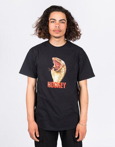 Hockey Snake T-shirt Black