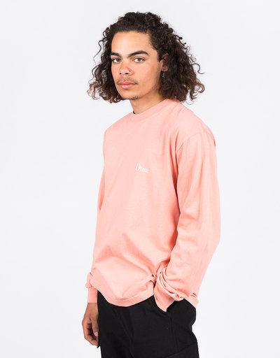 Dime Classic Logo Longsleeve Pink