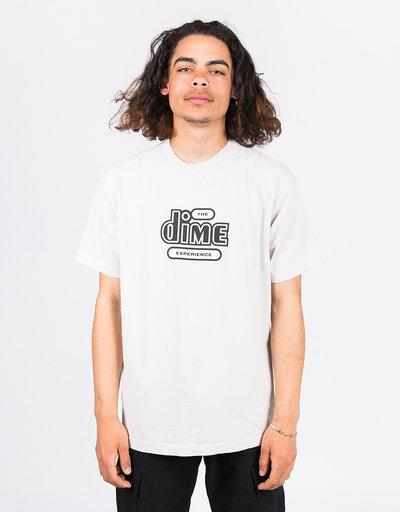 Dime The Dime Experience T-Shirt Cream
