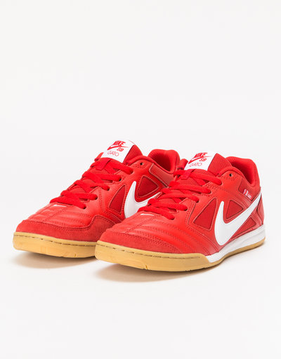 Nike Sb Gato university red/white-gum light brown