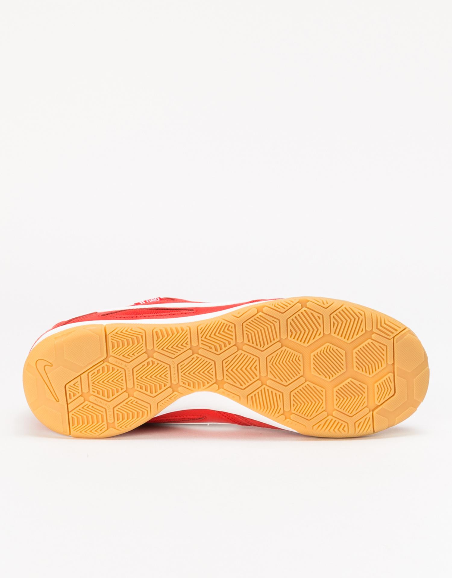 Nike Sb Gato university red/white-gum light brown