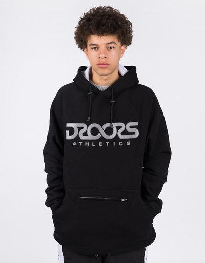 Droors Regulus Hoodie Black/Oxford