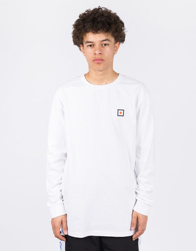 Droors Navigator Longsleeve White/Natural