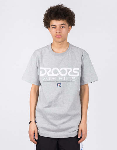 Droors Infinity T-Shirt Black/Oxford