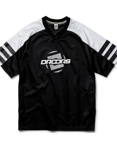 Droors Voltaire Jersey Black/White