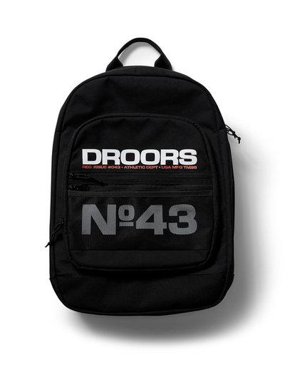 Droors Serengeti Backpack Black/Oxford