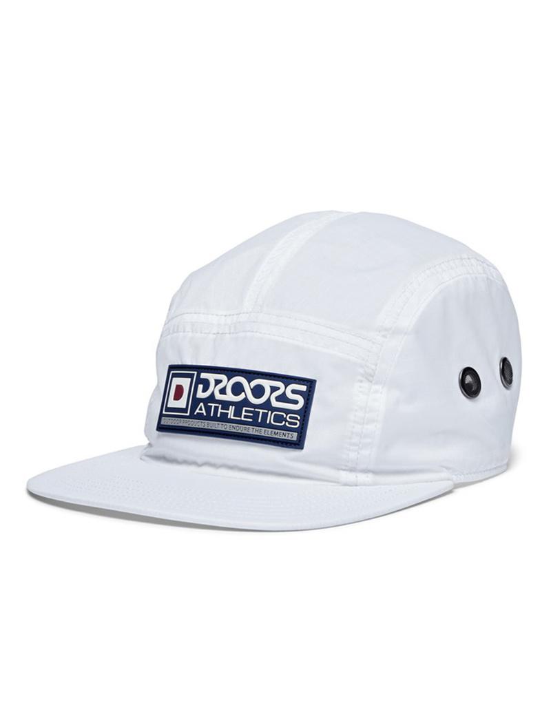 Droors Infinity Camp Cap White/Natural