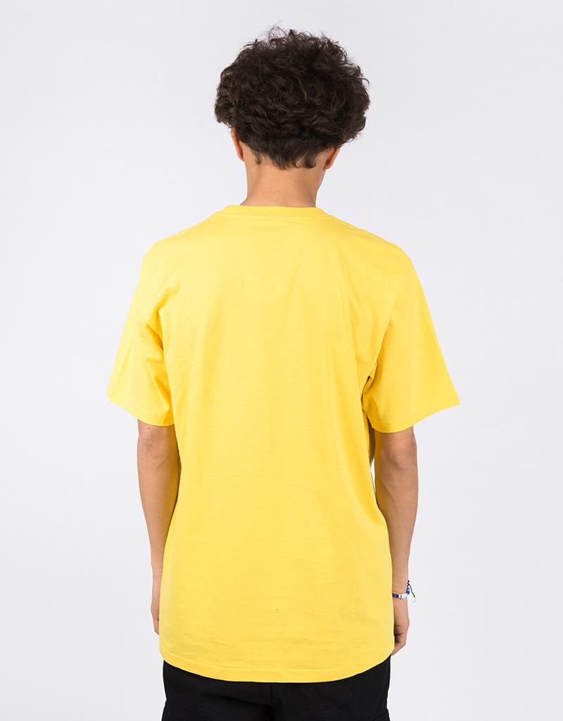 Carhartt Script Shortsleeve T-shirt Primula/Black