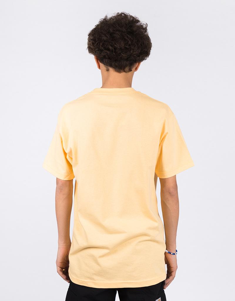Passport Best Friends Embroidered T-shirt Squash