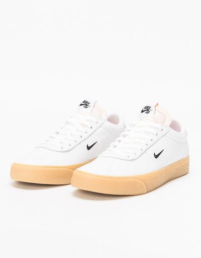 Nike SB Zoom Bruin Iso Orange Label  White/Black-Safety Orange