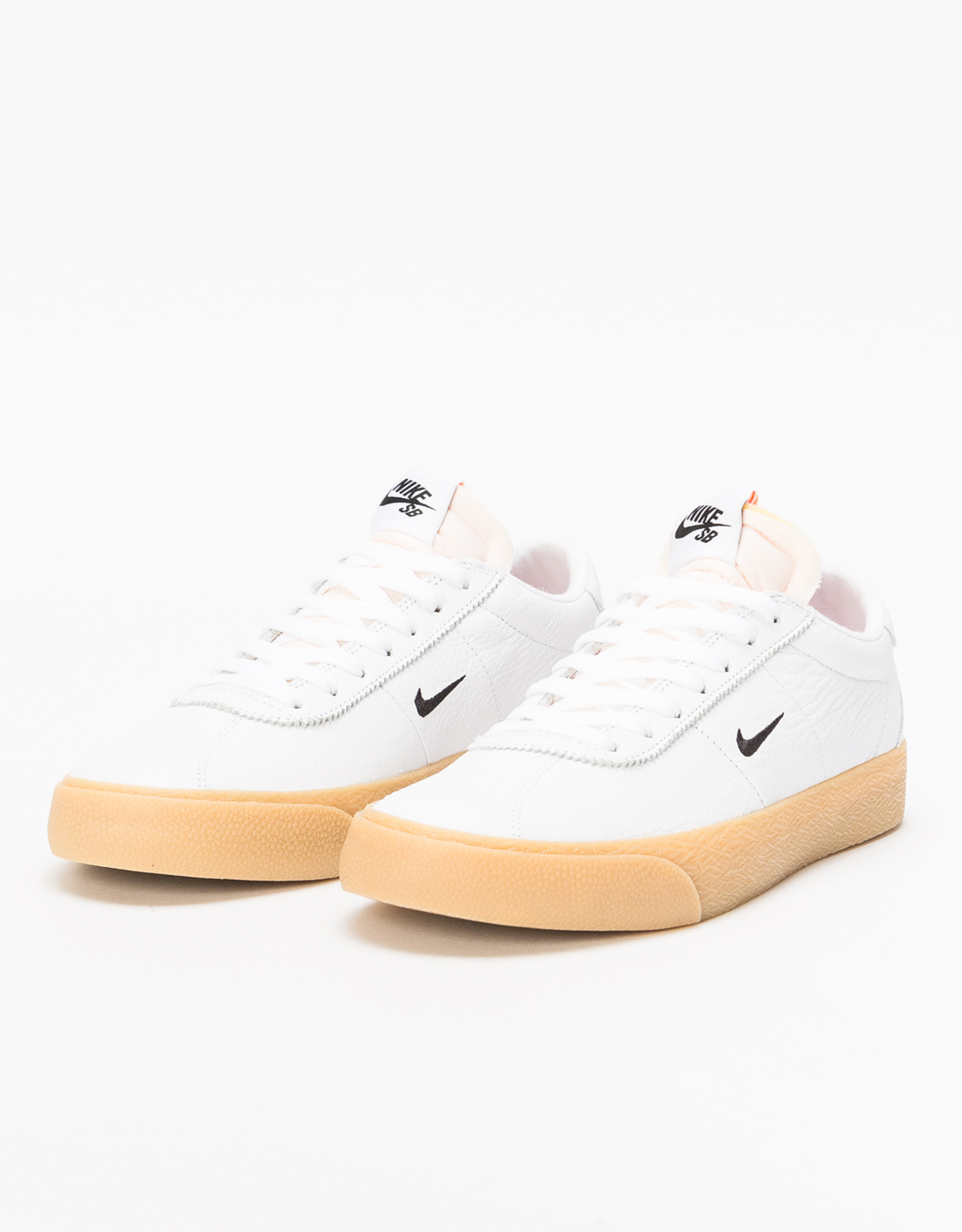 best website a80b7 db59e Nike SB Zoom Bruin Iso Orange Label White Black-Safety Orange - Lockwood  Skateshop