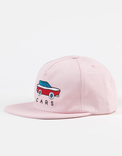 Parra Gary Fivepanel Cap Pink
