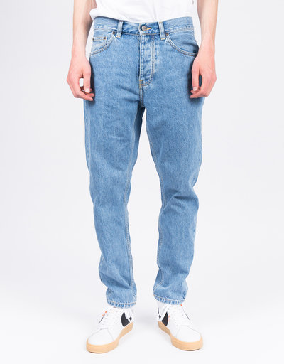 Carhartt Newel Pant Cotton Blue