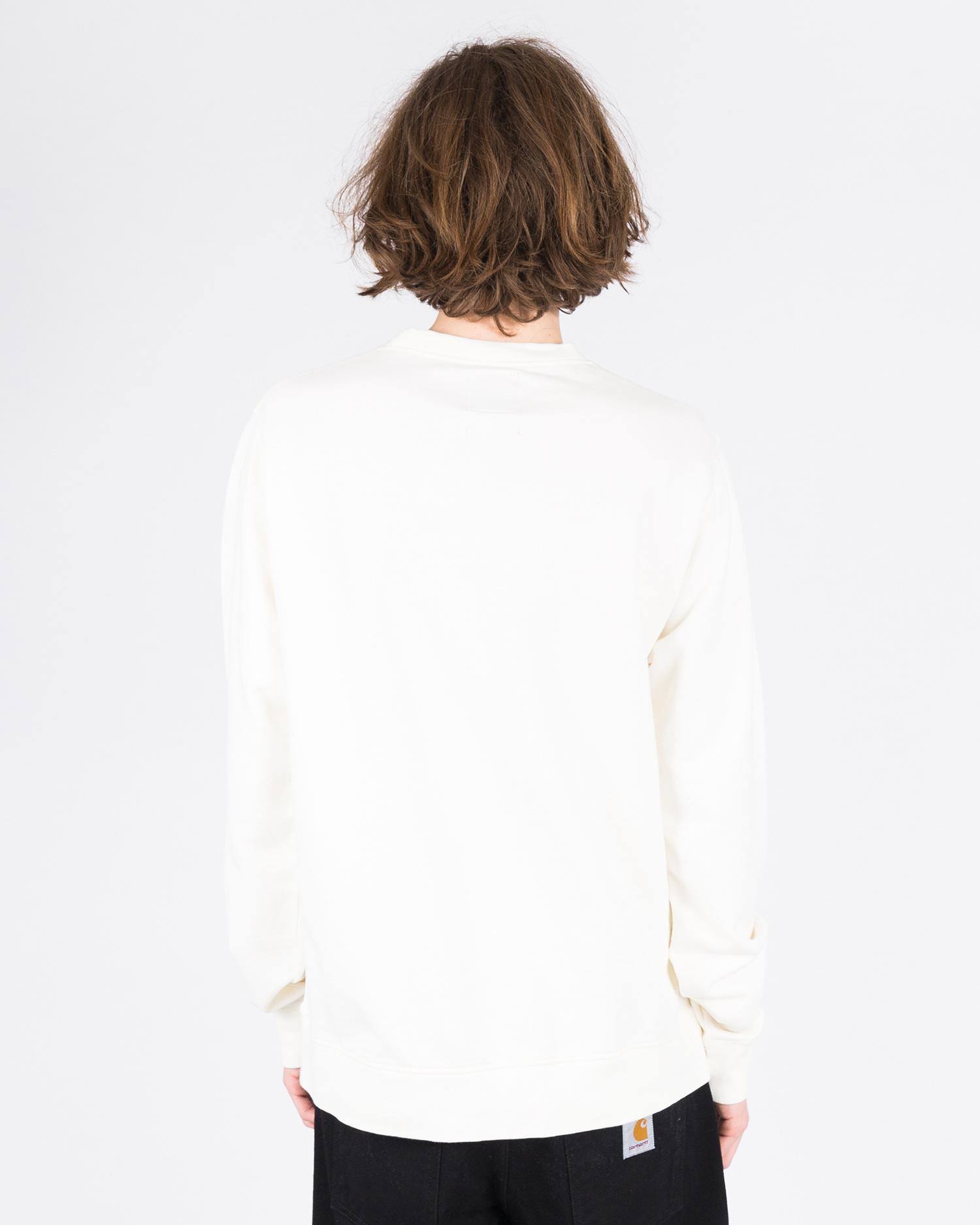 Parra Sweater Dise Crewneck Natural