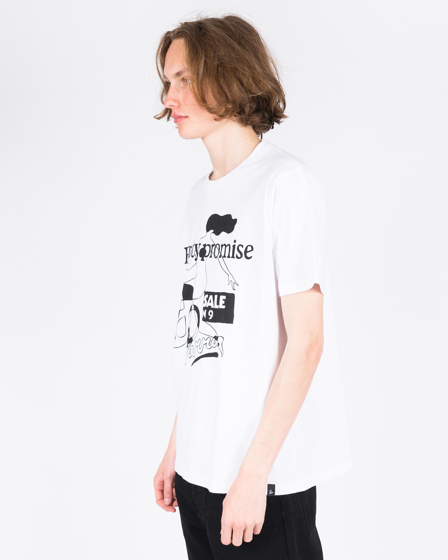 Parra Empty Promise T-Shirt White