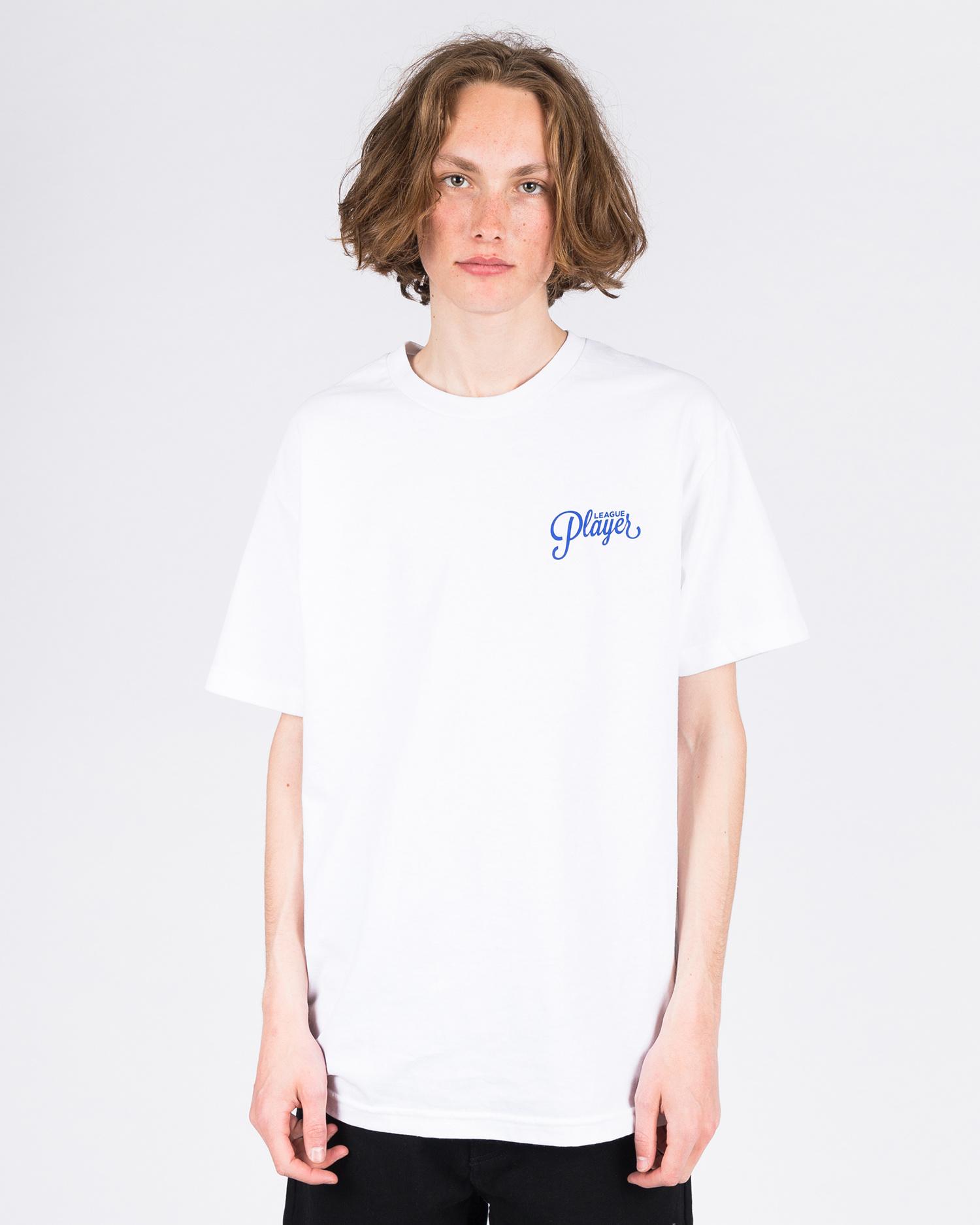 Alltimers Sealed T-Shirt White