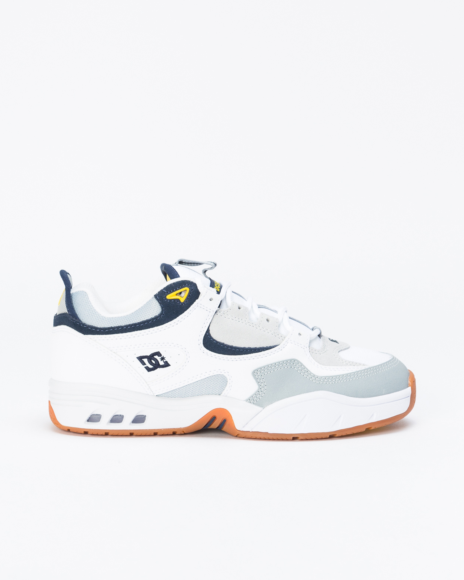 DC Kalis OG White/Grey/Yellow