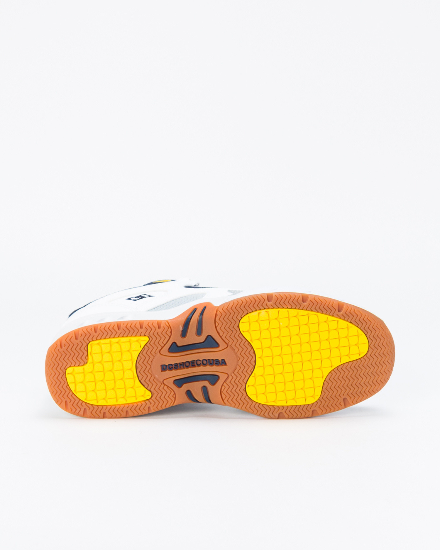 DC Kalis OG White/Grey/Yellow