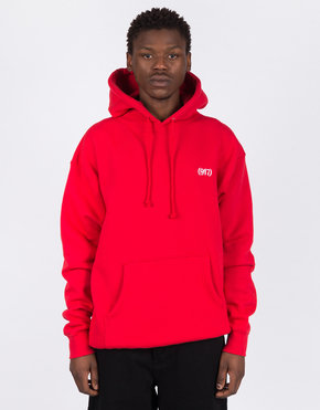 Call Me 917 Call me 917 Area Code Pullover Hood Red