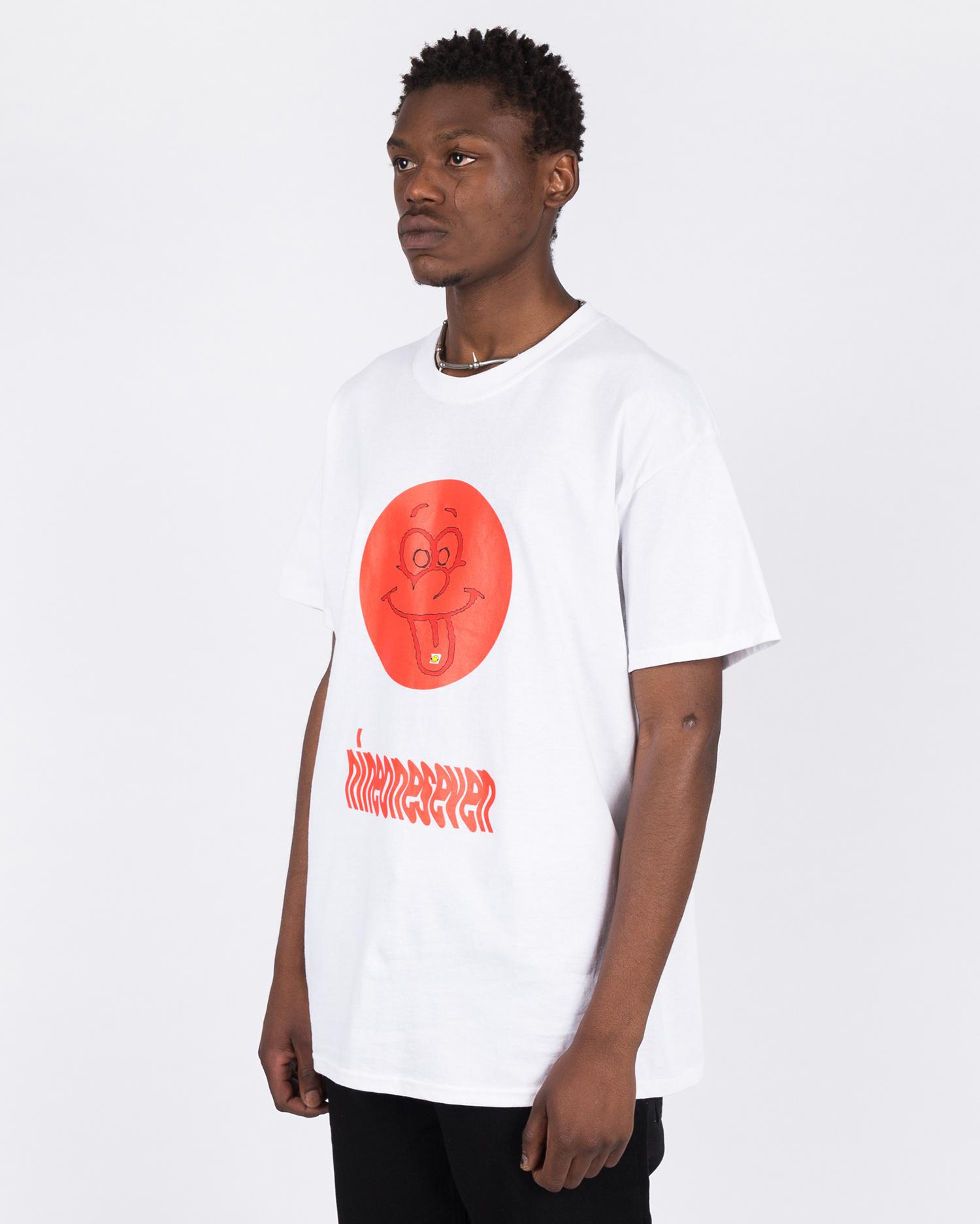 Call me 917 Trippy T-shirt White
