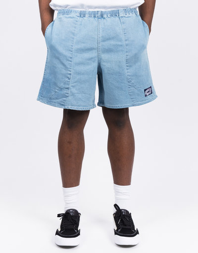 Quartersnacks Denim Shorts Light Blue