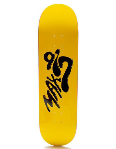 Call Me 917 Max Drippy Deck 8.5 Black
