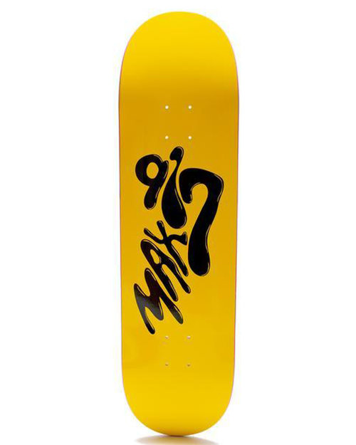 Call Me 917 Copy of Call Me 917 Cyrus Trippy Deck 8.25 Black