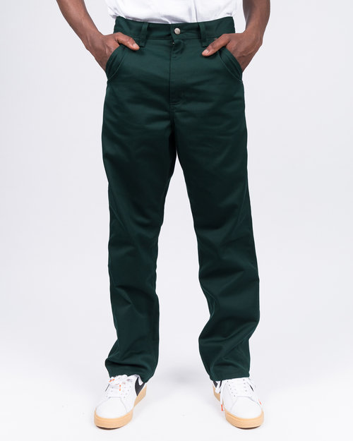 Carhartt Carhartt X Passport Pall Pant Passport Bottle Green Stone Washed