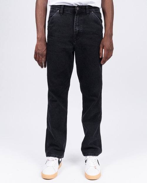Carhartt Carhartt X Passport Pall Pant Passport Black Stone Washed
