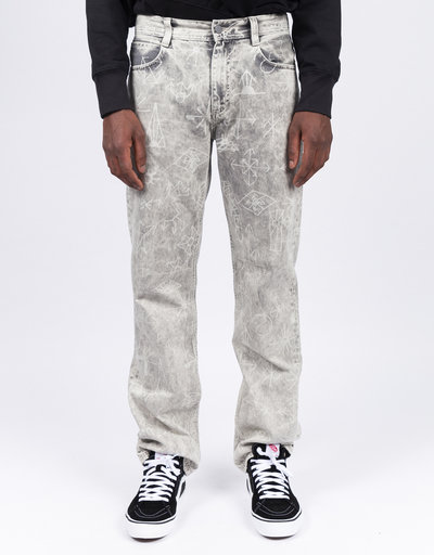 Paccbet Graphi Pant Light Grey