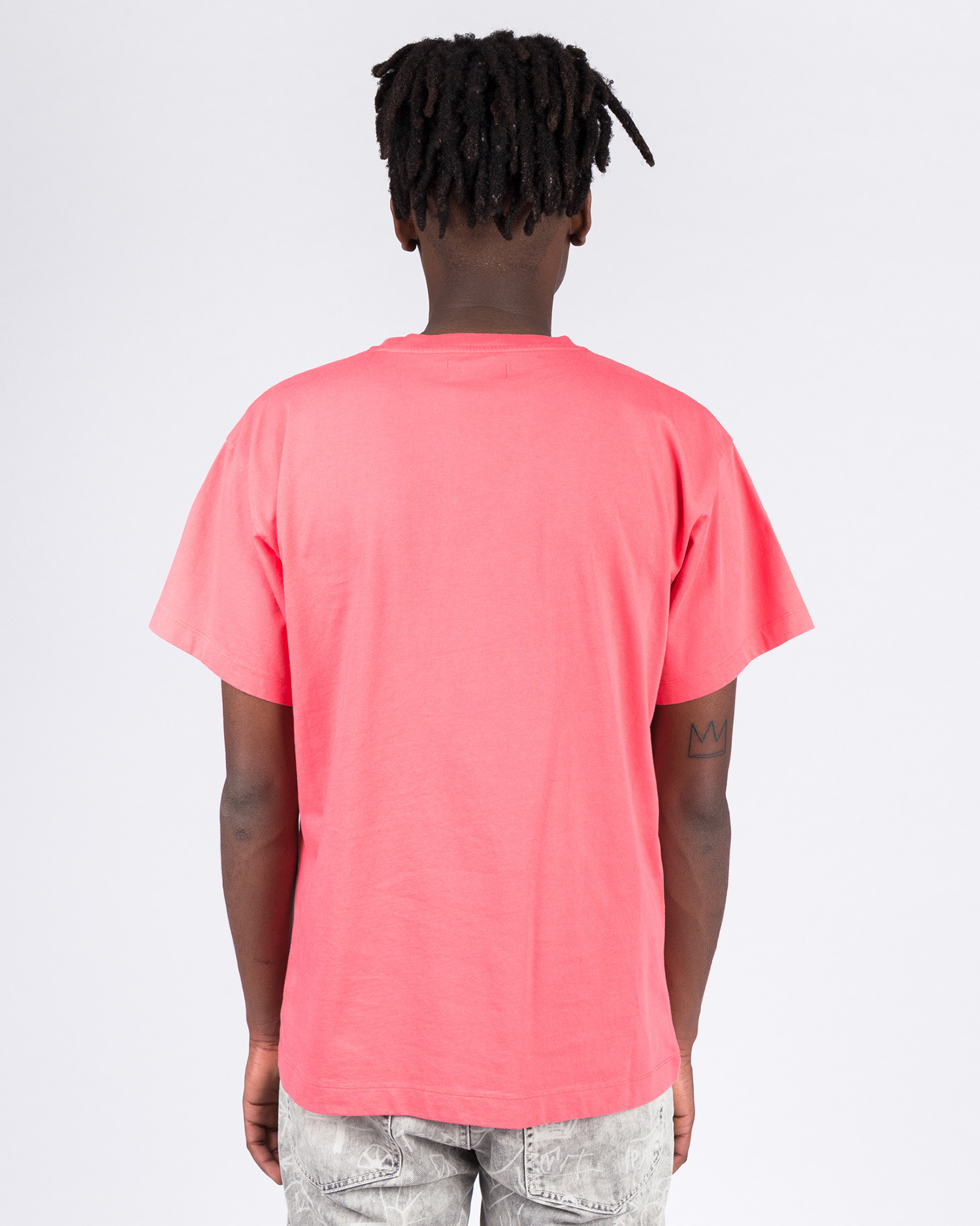 Paccbet Large Logo T-shirt Pink