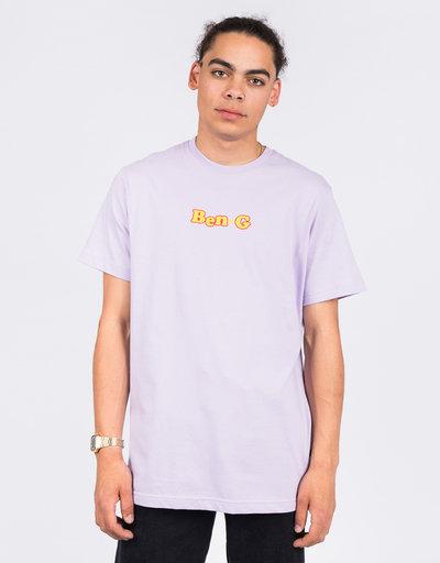 Ben G Q-Beng T-Shirt Pastel Lilac