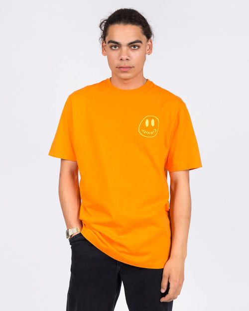 Civilist Civilist Smiler Tee Orange