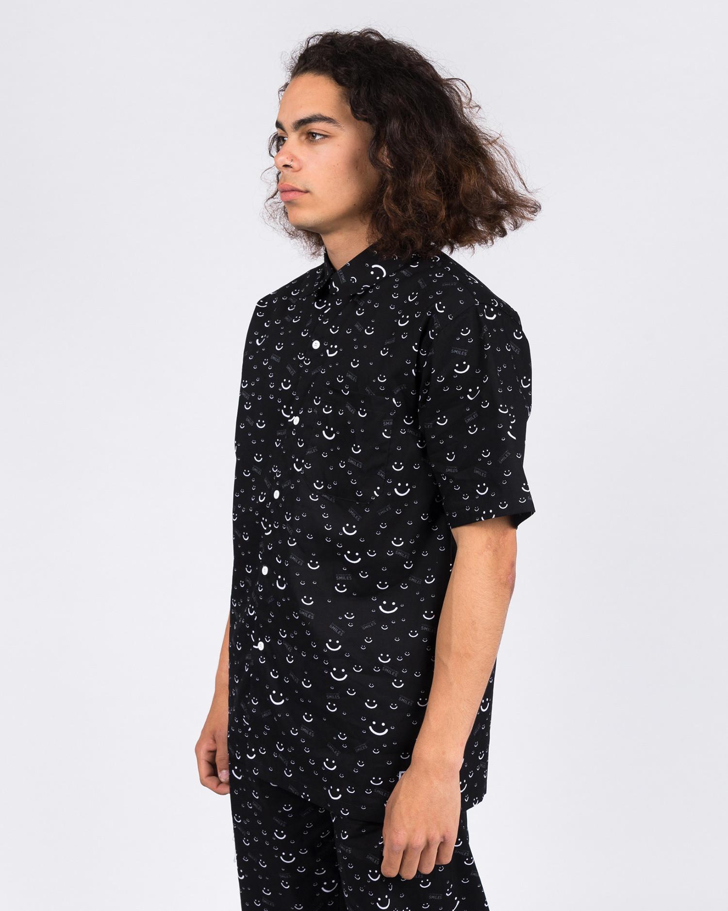 Lousy Livin x Jean Jaques Pyjama Shirt BlacK
