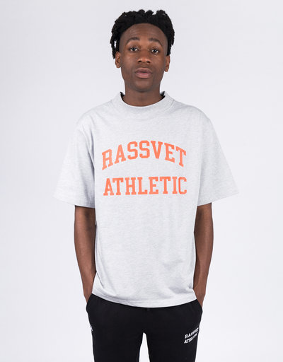 Paccbet X Russel Athletic T-Shirt Grey