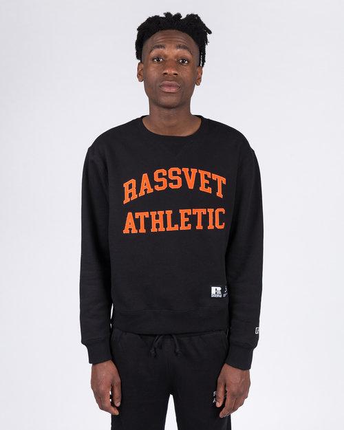 paccbet Paccbet X Russel Athletic crewneck Black