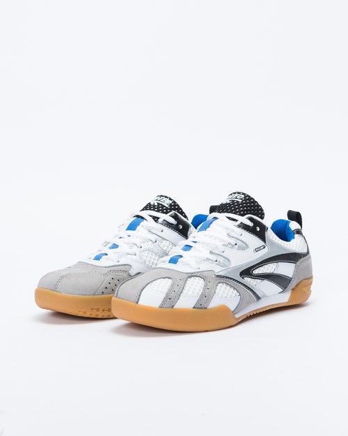paccbet Paccbet X Hi-Tech Hybrid Squash Shoe White