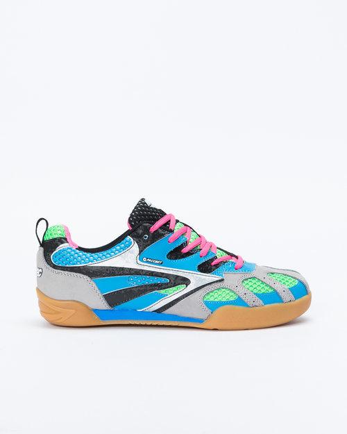 Paccbet Paccbet X Hi-Tech Hybrid Squash Shoe Blue