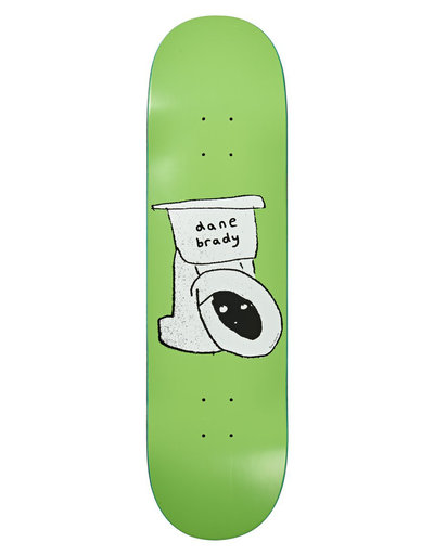 Polar Dane Brady Toilet 8.38